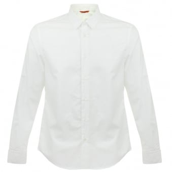 Barena Coppi Oxford White Shirt CAU8362030