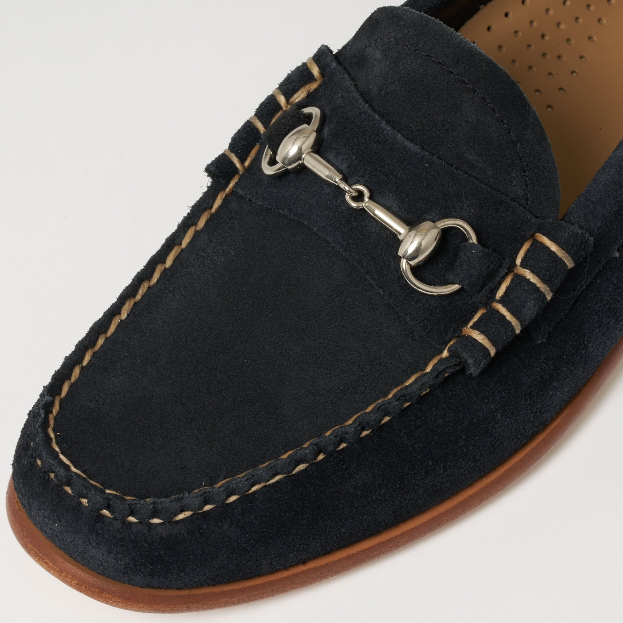 Bass Weejuns Lincoln Palm Springs Reverso Navy Suede Loafers Ba10078 D Island Shoes Moccasine Slip On Lacoste Black