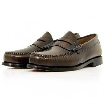 Bass x William Fox & Sons Larson 2 Brown Shoe 714998