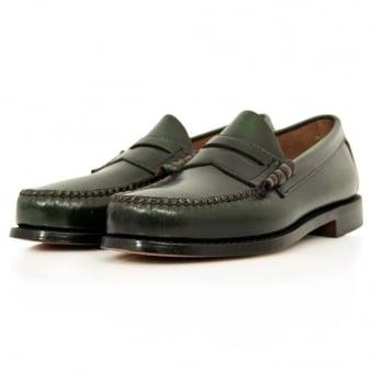 Bass x William Fox & Sons Larson 2 Green Shoes 66847