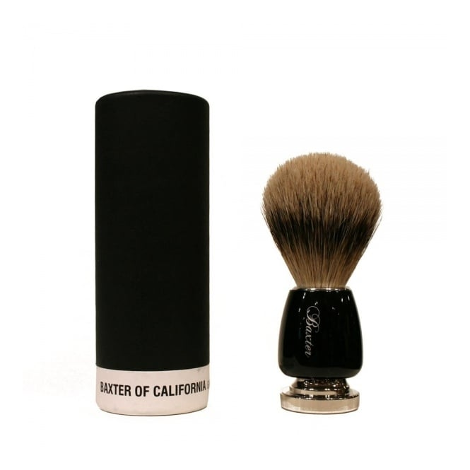 Baxter of California Super Badger Hair Silver tip Shave Brush
