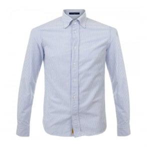 BD Baggies Dexter Oxford Cotton Striped Shirt B25003