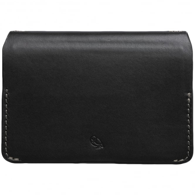 Bellroy Wallets Bellroy Card Holder Black ECHA-3440