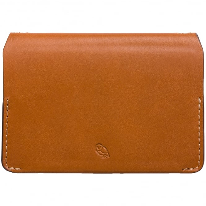 Bellroy Wallets Bellroy Card Holder Caramel ECHA-3464