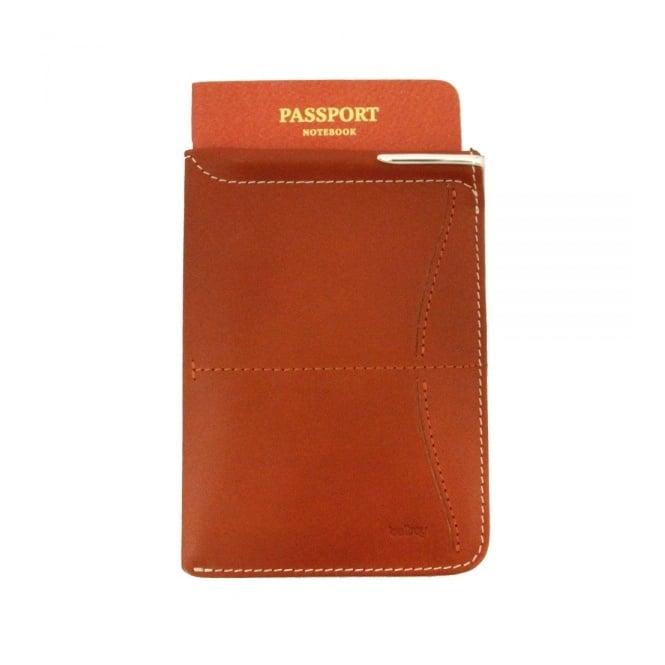 Bellroy Wallets Bellroy Passport Sleeve Tan Wallet wpsa-tan
