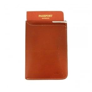 Bellroy Passport Sleeve Tan Wallet wpsa-tan