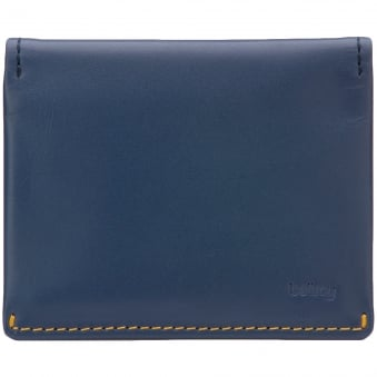 Bellroy Slim Sleeve Blue Steel Wallet