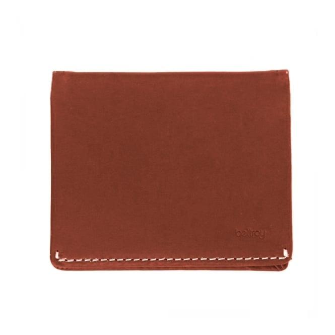 Bellroy Wallets Bellroy Slim Sleeve Cognac Leather Wallet