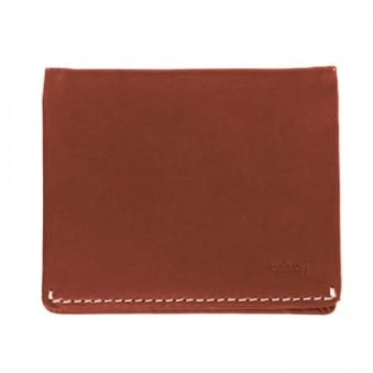 Bellroy Slim Sleeve Cognac Leather Wallet