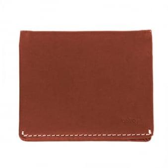 Bellroy Slim Sleeve Cognac Leather Wallet