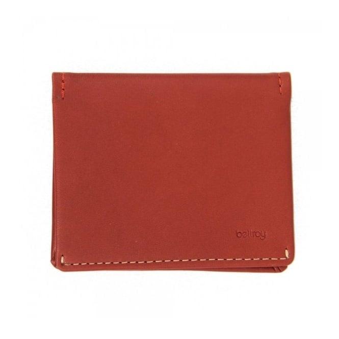 ebb2e95425 Bellroy Bellroy Slim Sleeve Tamarillo Wallet