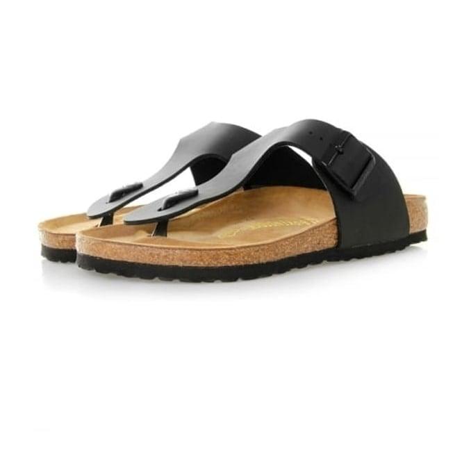 f4c83e5db8b242 Birkenstock Ramses Black Sandals 0044791