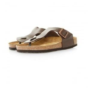 Birkenstock Ramses Dark Brown Sandals 0044701