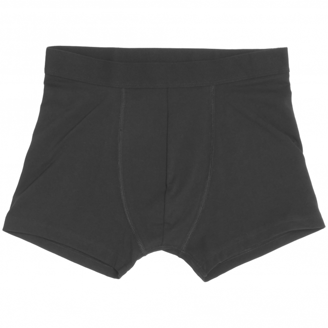Bread & Boxers Black Boxer Brief