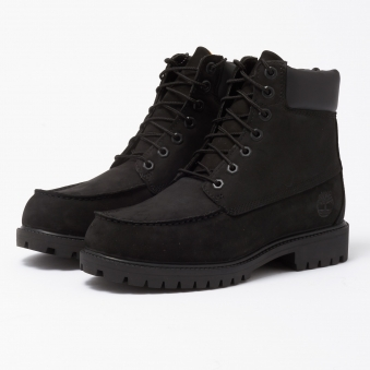Black Icon 6-Inch Moc Boot
