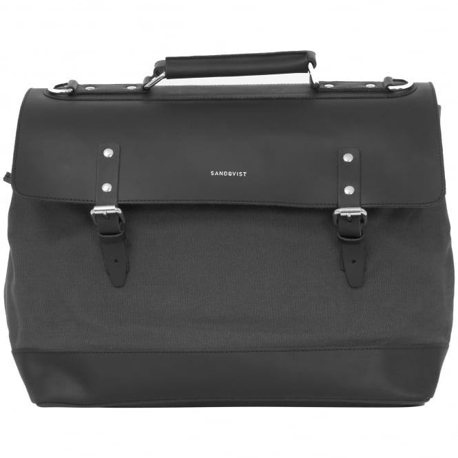 Sandqvist Black Jones Bag