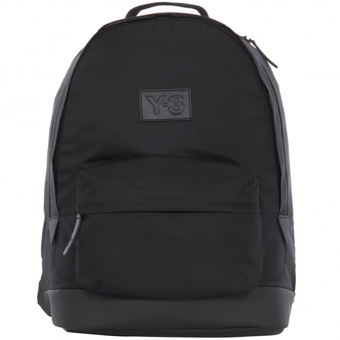 Adidas Y-3 Black Techlite Backpack