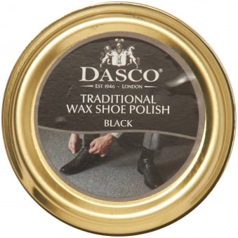 Black Wax Shoe Polish