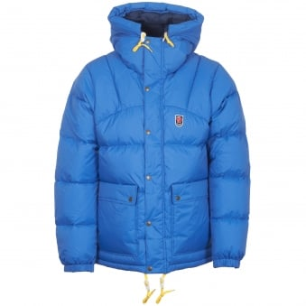 Blue Expedition Down Lite Jacket