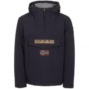 Blue Marine Rainforest Winter Jacket