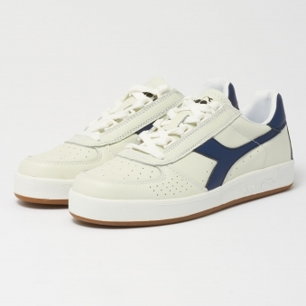 Borg Elite - White & Saltire Navy