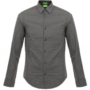Boss Green Bluriete Medium Grey Shirt 50320154