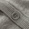 Boss Green C-Can 01 Ligh Grey Cardigan 50323458