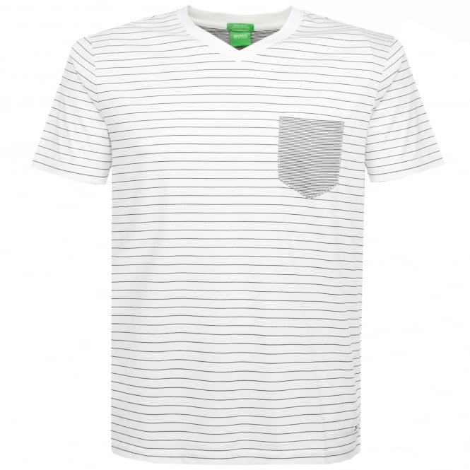 Boss Green C-Eraldo 1 Striped T-Shirt 50329877