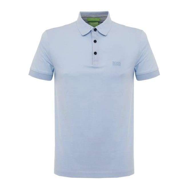 Boss Green C-Firenze Sky blue Polo Shirts Bgrn.503