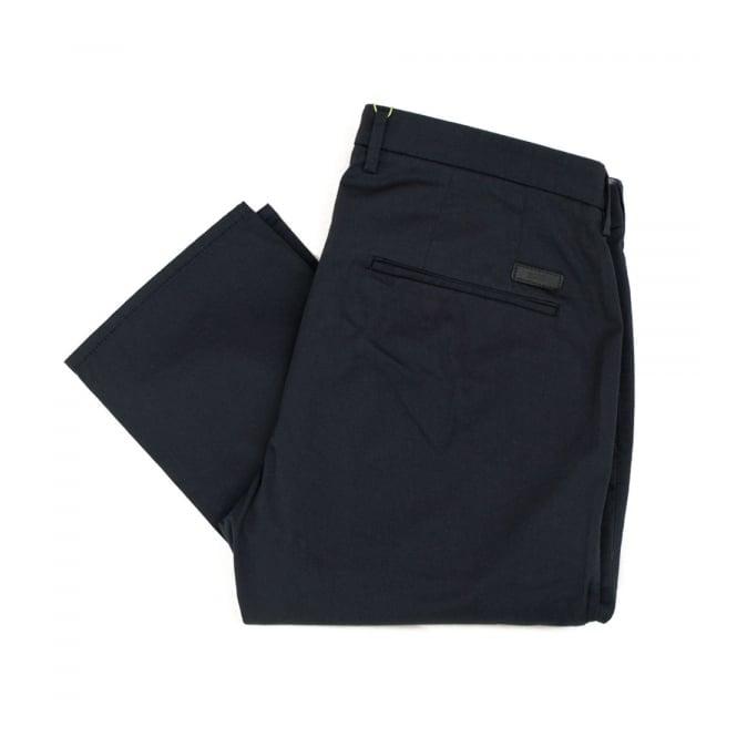 Boss Green C-Rice 1-1-W Navy Chino Trousers 50308295