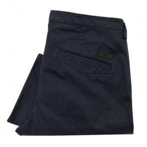 Boss Green C-Rice-1-D Navy Chino Trousers 5029233
