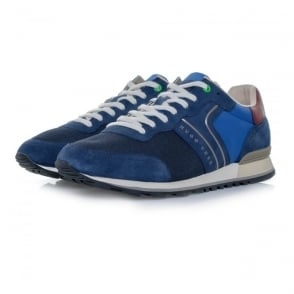 Boss Green Parkour Runn nymx Dark Blue Shoes 50317133b