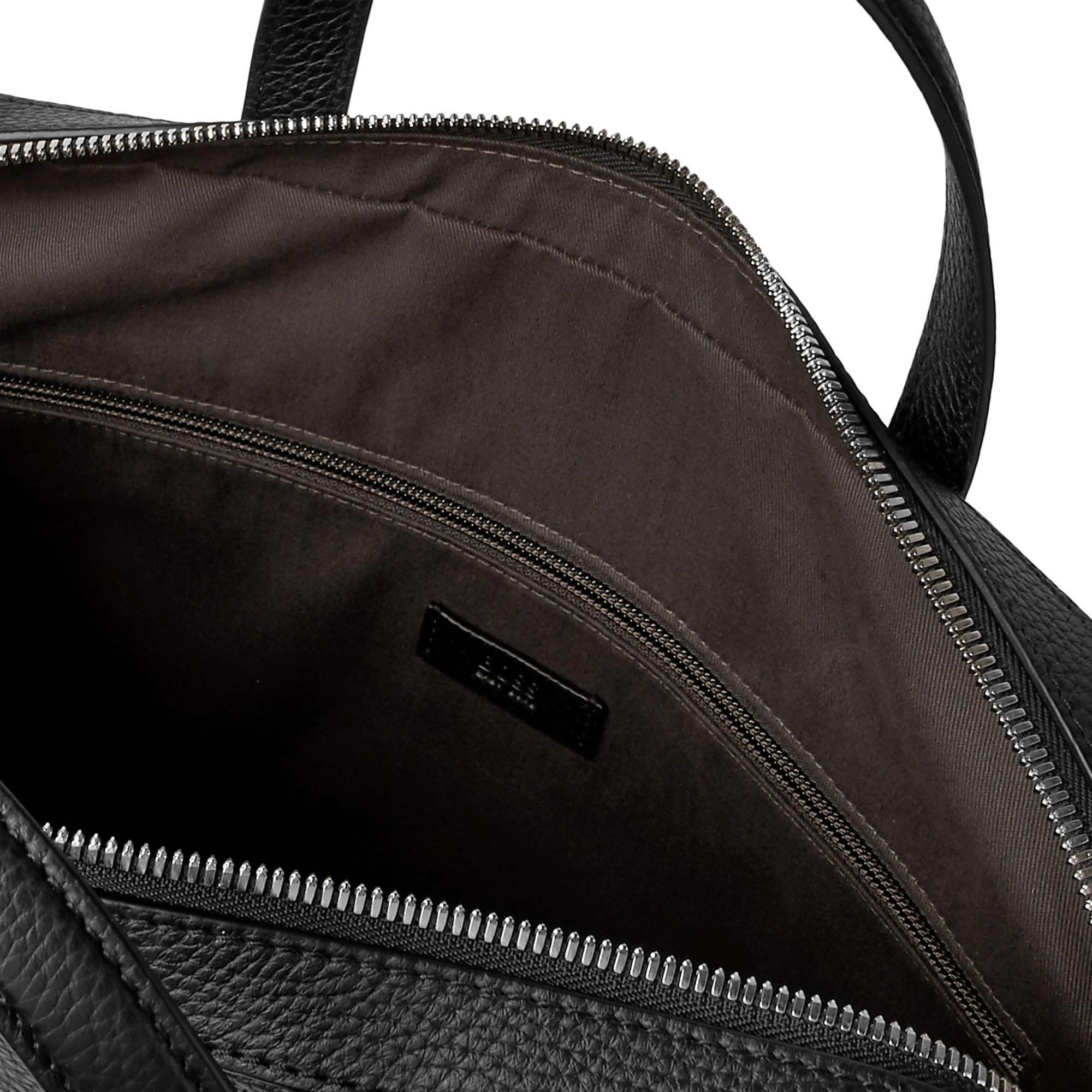 Hugo BOSS Crosstown Leather Briefcase  752d5366c3527