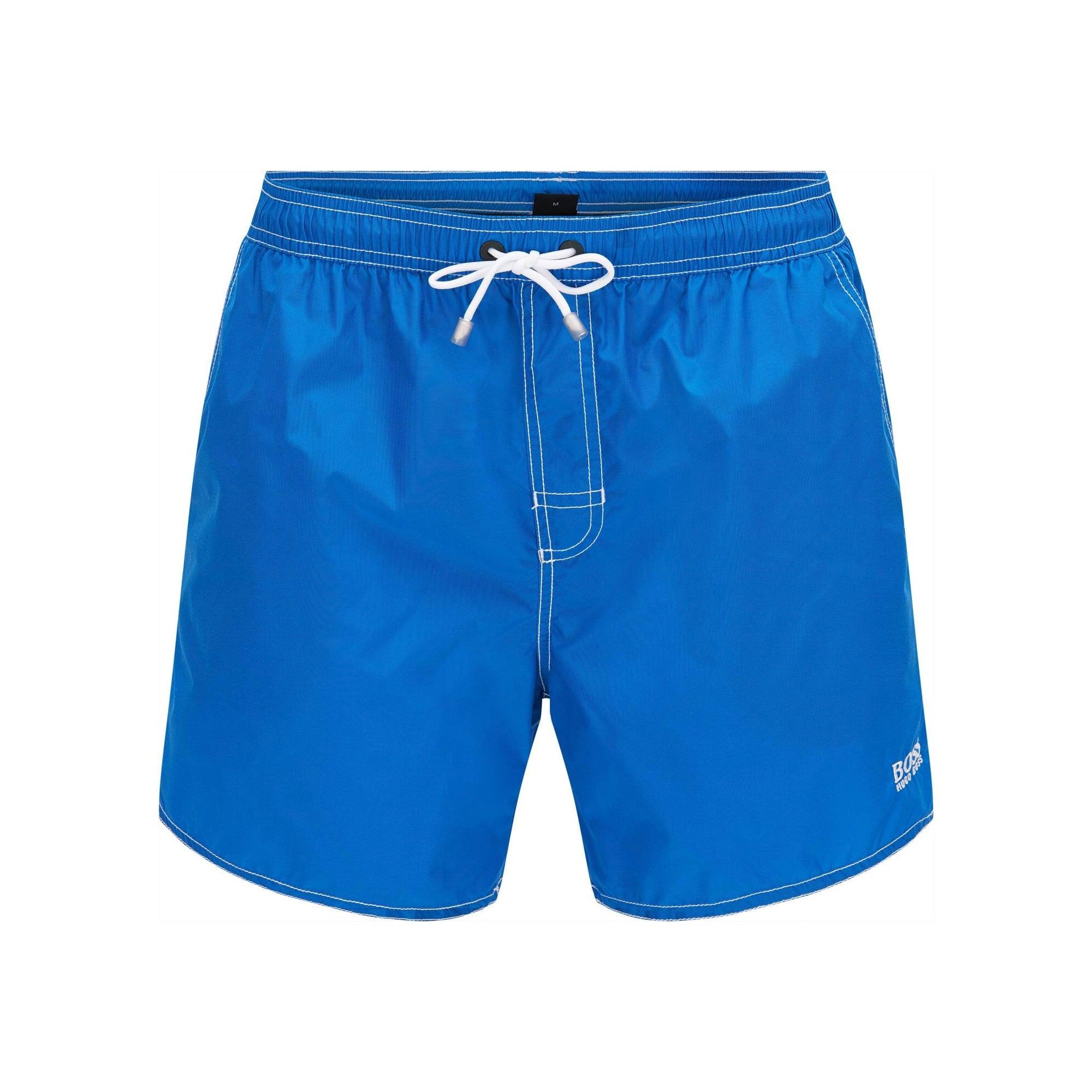 dcf15dd5212ba Hugo Boss Online | Lobster Quick Dry Bright Blue Swim Shorts