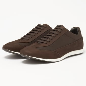 Brown Fulltime Low Trainers