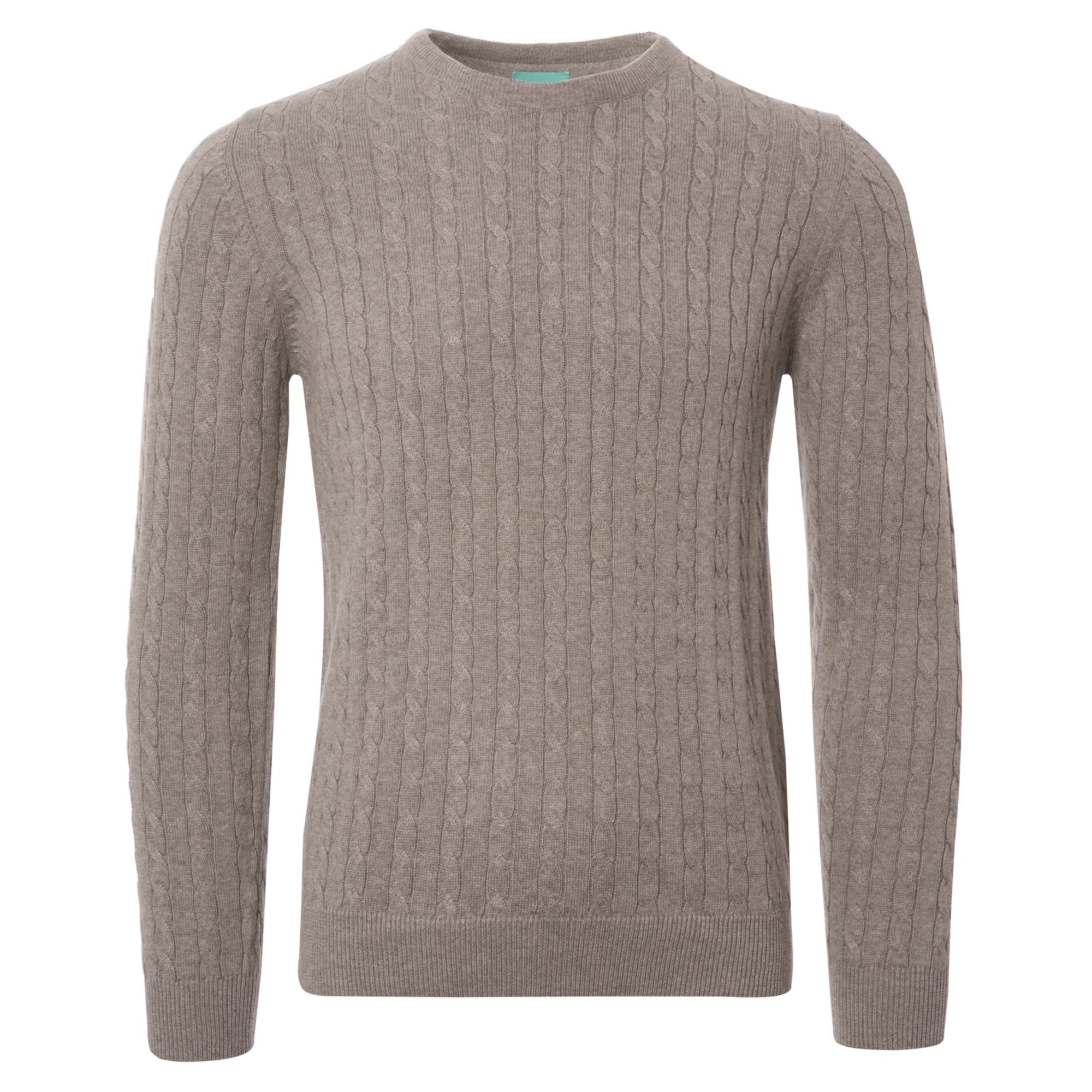 4fd572b41f Cable Knit Jumper - Ash