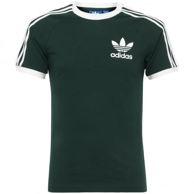 Adidas Originals California T-Shirt - Green Night