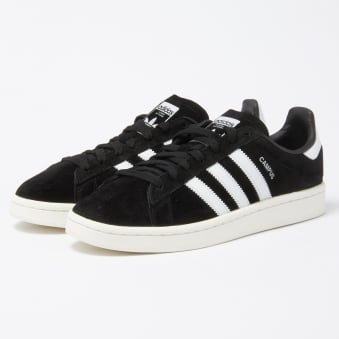 Adidas Originals Campus Core Black BZ0084