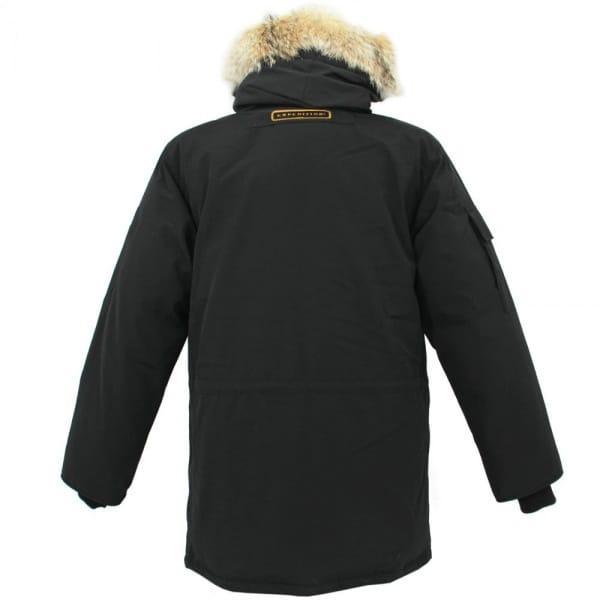 Canada Goose parka replica cheap - Canada Goose USA Store | Expedition Parka Black 4565mr61