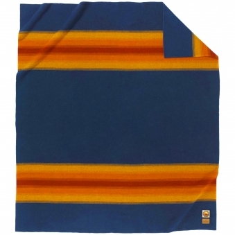 Canyon & Navy Grand Canyon NP Blanket