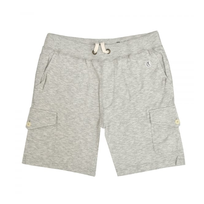Champion X Todd Snyder Grey Heather Cargo Sweat Shorts D535X16