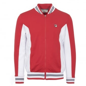 Chinese Red Settanta Track Top