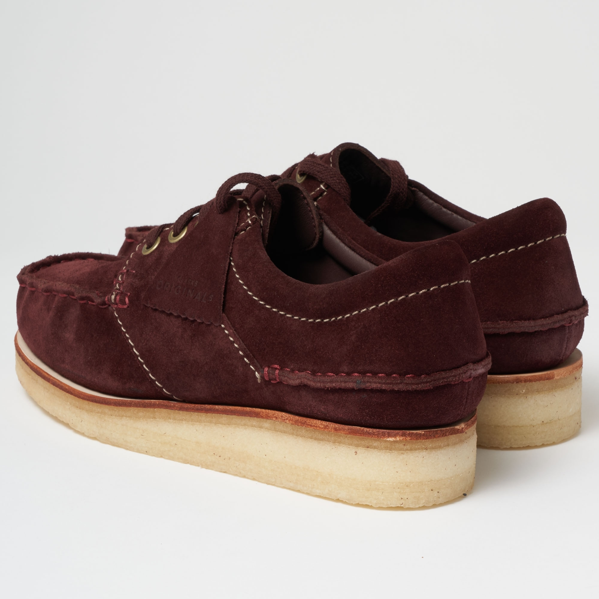 5541e793af7a8 Wallace Shoes - Burgundy