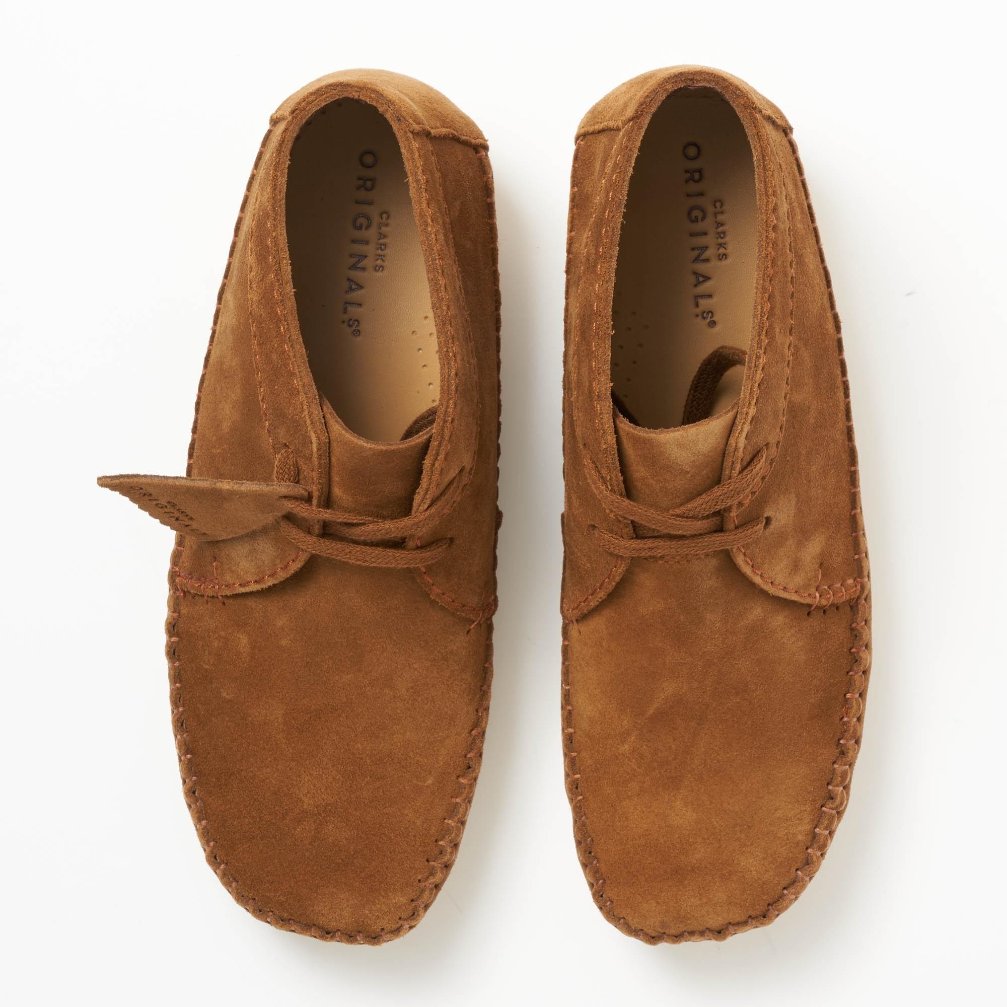 Clarks Originals Footwear   Weaver Cola