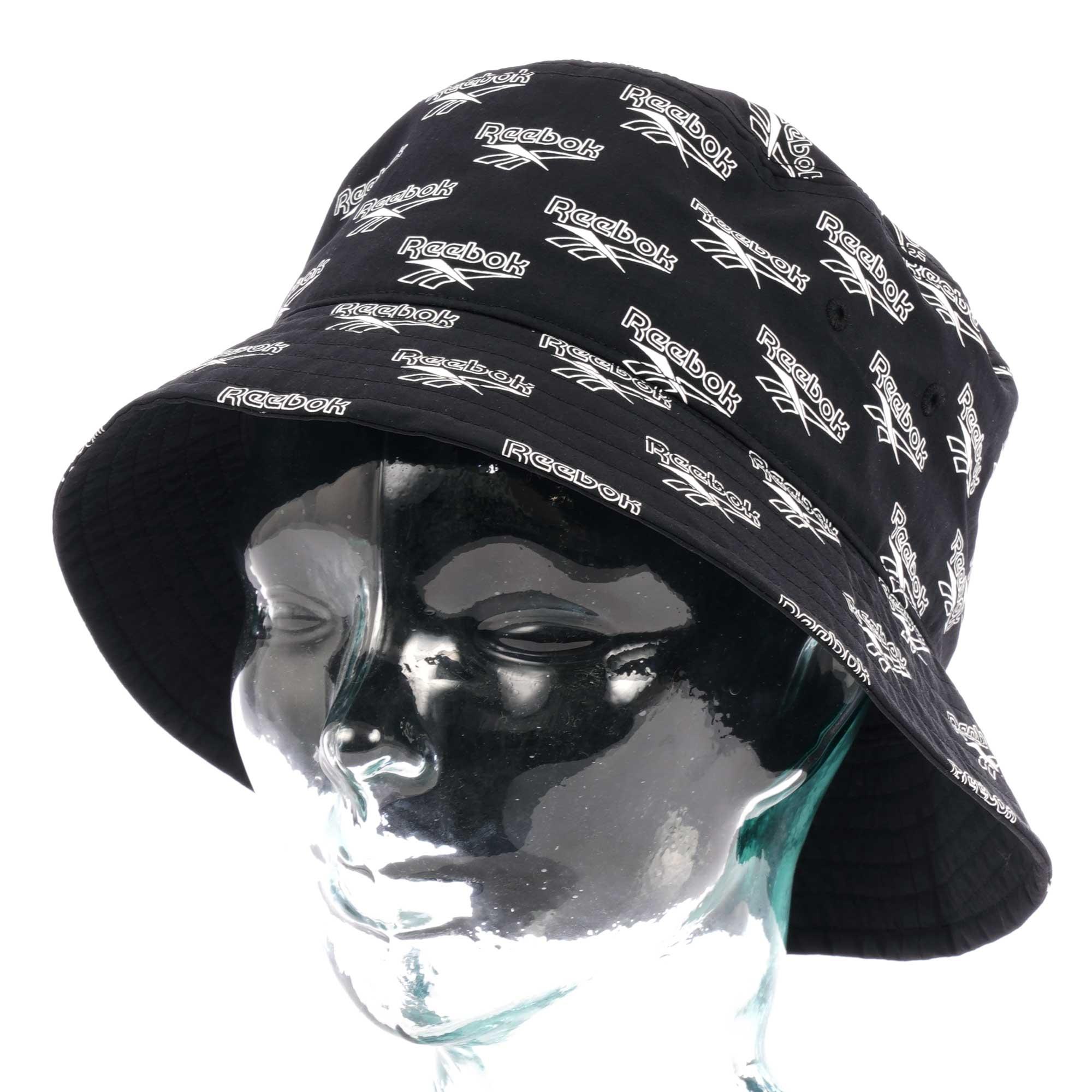 d8f5bc8b Reebok Classic Vector Bucket Hat | Black | US Stockist