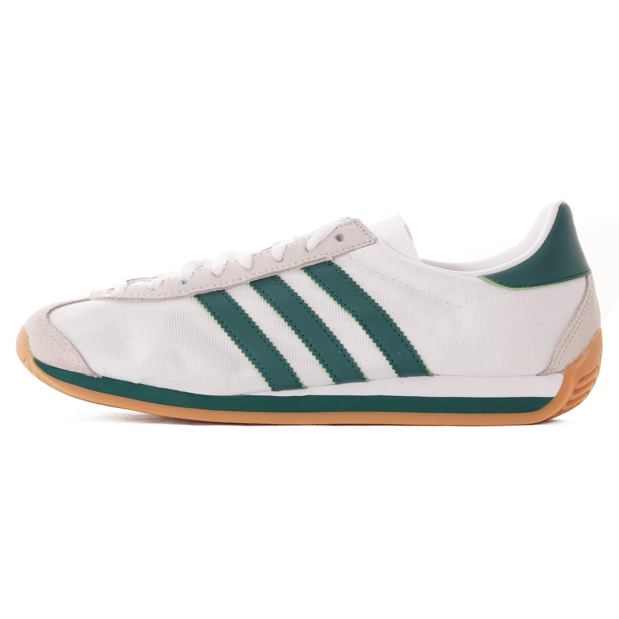 Adidas Originals Country OG Shoes - White/Green