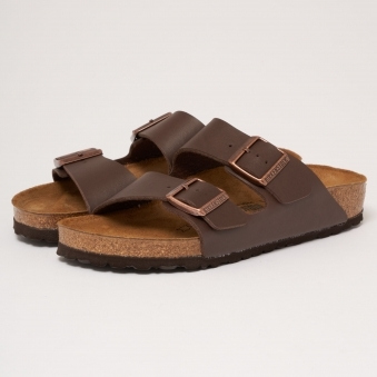 Dark Brown Arizona Sandals