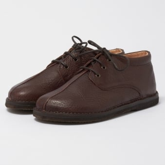 Dark Chestnut Countryflex Leather Boot