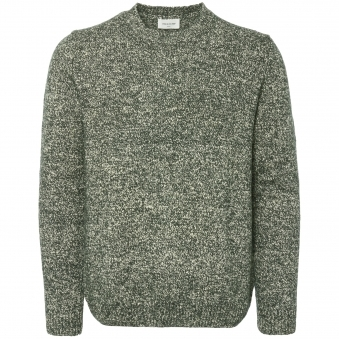 Dark Green Zachary Jumper