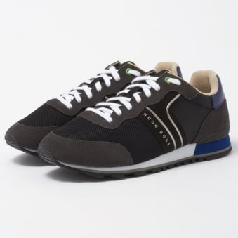 Dark Grey Parkour Runn Nymx Trainers